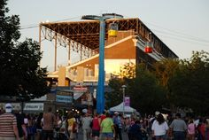 '2012 MN State Fair Grandstand shows' – recap of 12 articles