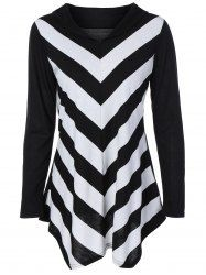 SHARE & Get it FREE   Striped V Neck Long Sleeve TeeFor Fashion Lovers only:80,000+ Items • New Arrivals Daily • Affordable Casual to Chic for Every Occasion Join Sammydress: Get YOUR $50 NOW!