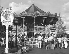 Carowinds, Theme Park, Opened 1973 | This Day in North Carolina History