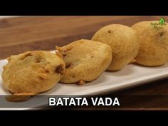 Batata Vada | Indian Street Food | Simple Recipes | Sanjeev Kapoor Khazana - YouTube