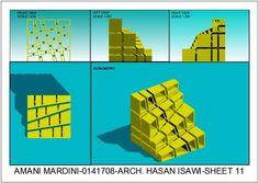 Amani Mardiniالرسم المعماري بالحاسوب/ computer architectural drawing