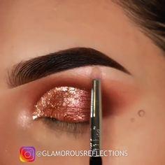 Augen Make-up Tutorials! - Makeup Looks Yellow Beauty Makeup Tips, Makeup Inspo, Makeup Trends, Makeup Inspiration, Beauty Hacks, Eyeshadow Looks, Eyeshadow Makeup, Hair Makeup, Make Up Tutorials