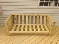 Free DIY Furniture Plans to Build a Crate & Barrel Inspired Reef Sofa