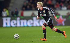 Julian Brandt: Langkah Besar Menuju Liga Champions