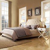$489.99 Found it at Wayfair - Somerby Upholstered Platform Bed I