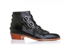 Natalie & Dylana X Modern Vice Jett Boots