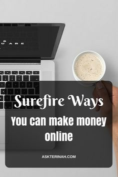 How you can REALLY make money from home. Stop wasting your time working on your…