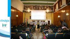 """Dña. Elena Pita, Farmacóloga. Directora del Grupo de investigación CTS-502 de la Universidad de Granada. """"Actualización farmacológica en el tratamiento de la Fibromialgia"""""""