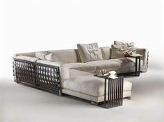 In Celebration of Flexform's Cestone Sofa - Design Milk Sofa Design, Daybed Design, Interior Design, Sofa Furniture, Furniture Making, Modern Daybed, Luxury Sofa, Corner Sofa, Corner Sectional
