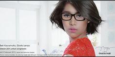 Beli Kacamata Gratis Lensa di Optik Seis Sampai 9 Februari 2015 | Tempatnya Promosi dan Diskon