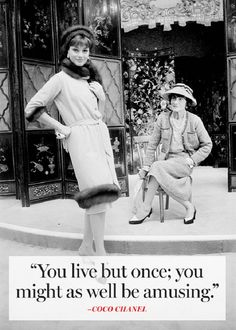 Best Coco Chanel Quotes in Honor of Her Birthday