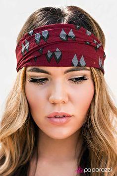 Bandit Queen Hippie Headband - I love this!