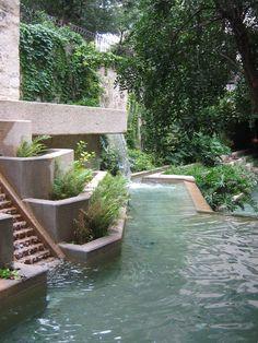 San Antonio Riverwalk Hilton.. Across the street from the Alamo