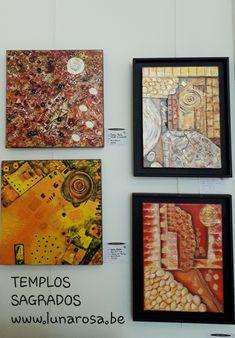 First Art, Art Studies, American Artists, Gallery Wall, Temple
