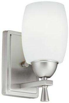 Takes CFL Ferros Energy Star Wall Sconce - #EU26265 - Euro Style Lighting