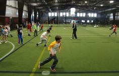 Big Leagues Holiday Camp at Parisi Speed #Newtown Athletic Club, #Pennsylvania