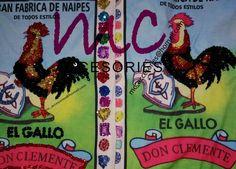 Son| Sin  ✈ envíos internacionales #mc_accesories ☎  +521 669 174 0257 Mex: mc_accesories@hotmail.com Usa: mc_accesoriesusa@hotmail.com El gallo loteria