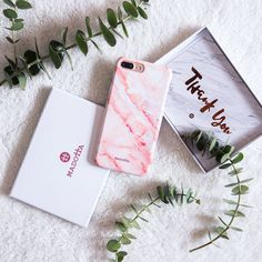 @madotta Pink Marble iPhone Case!  #madotta #pinkmarble more on http://ift.tt/2ctGaaW