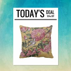 Today Only! 10% OFF this item.  Follow us on Pinterest to be the first to see our exciting Daily Deals. Today's Product: Pillow, Pillow Cover, Pink Modern Pillow, Sofa Pillow Buy now: https://small.bz/AAex5BW #etsy #etsyseller #etsyshop #etsylove #etsyfinds #etsygifts #photooftheday #instagood #instacool #shop #shopping #onlineshopping #instashop #musthave #loveit ..