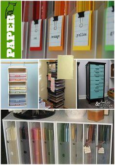 paper storage - middle left