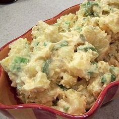 . Best Old Fashioned Potato Salad Recipe from Grandmothers Kitchen.