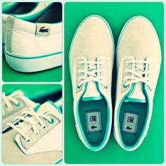 Lacoste L!VE Barbados LS
