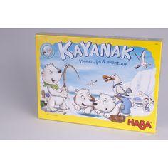 Haba Kayanak - vissen, ijs & avontuur 4+