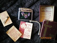 Vintage Ronson Adonis Princess Lighter with by mccoyblingandthings, $14.00