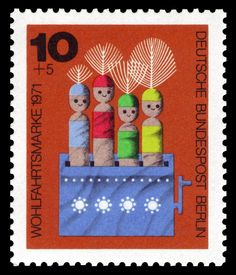All sizes   Art - Stamp Art - German - Wooden toys, social welfare 10   Flickr - Photo Sharing!