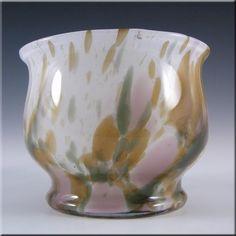 Holmegaard Scandinavian Glass Per Lutken 'Najade' Vase - £26.99