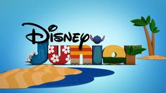 Disney Junior Logo - Lilo and Stitch