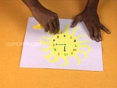 How to make Sun Clock Online: 123Peppy.com