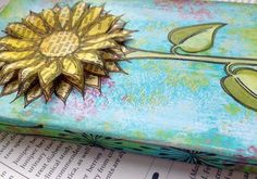 NEW {July 2015} PaperArtsy Products: Eclectica³ Lin Brown - Part 2