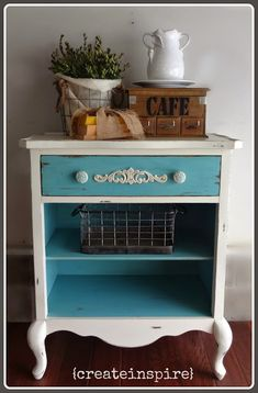 pretty cabinet makeover, painted furniture, repurposing upcycling, here she is after Refurbished Furniture, Paint Furniture, Repurposed Furniture, Furniture Projects, Furniture Making, Furniture Makeover, Furniture Removal, Furniture Nyc, Cheap Furniture
