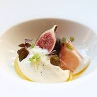 Image result for richard olney's figs and prosciutto with melon