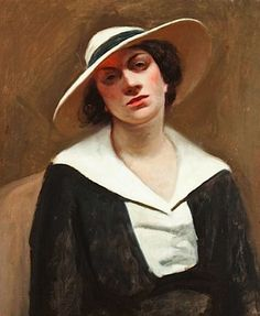 View Portrait of Alta Hilsdale by Edward Hopper on artnet. Browse upcoming and past auction lots by Edward Hopper. American Realism, American Artists, Manet, Female Portrait, Female Art, Edward Hopper Paintings, Ashcan School, Most Famous Artists, Winslow Homer