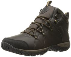 Columbia Women's Peakfreak Venture Mid Omni-Heat Waterproof Wide Hiking Boots -- This is an Amazon Affiliate link. To view further for this item, visit the image link.