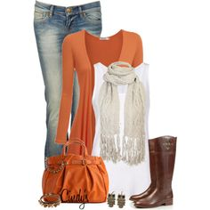 Fall Days, created by cindycook10 on Polyvore