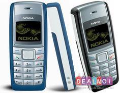 Nokia 1100i chính hãng - Giá 199.000đ