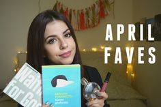 My April Favourites video features not just beauty! Come check it out x