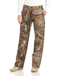 Walls Women's Ladies Hunting Pant, Realtree Extra, Large- Beth