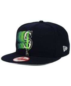 New Era Seattle Mariners Star Wars Logoswipe 9FIFTY Snapback Cap | macys.com