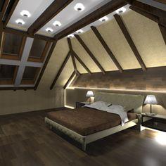 tetőtéri háló