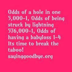 pregnancy loss awareness - Google Search