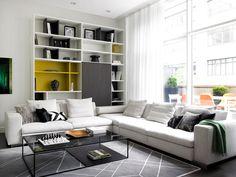 Beautiful Sofa Design in Living Room