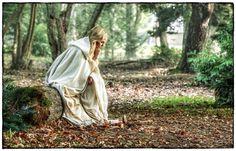 "Jennifer Morrison -  BTS trying to light the Promethean flame… photos by @pixelpushingmad - 5 * 8 ""Birth"""