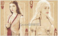 Game of Thrones Women Wallpaper #GameofThrones #Khaleesi