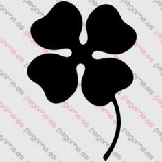 Pegame.es Online Decals Shop  #luck #plant #leave #nature #clover #vinyl #sticker #pegatina #vinilo #stencil #decal