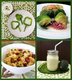 Paleo Saint Patrick's Day Meal