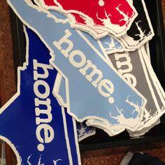 NC Stickers!